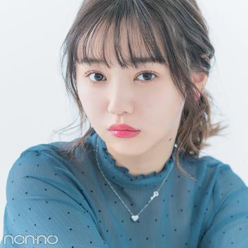 江野沢愛美の春コーデをCHECK!
