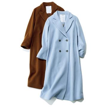 エルーラからリッチな素材で高コスパなウールコートが登場【今季買うべき「指名買いコート」】