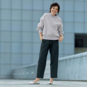 大人のための服が揃う新顔ブランド「LOEFF」に注目!