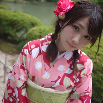 可愛く変身❤︎着物で金沢巡り