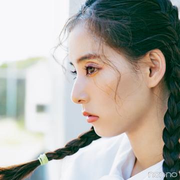 ルナソルのpopカラーでLAガール風メイク♡【新木優子のメイク連載】