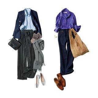 働くアラフォーの定番「シャツ」のファッションコーデ実例15選