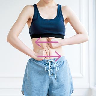 毎日コツコツ、で痩せる!「腰〜お腹」の美圧マッサージ【2度と太る気がしないダイエット】