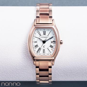 大人気分のクリスマスプレゼントに! シチズン クロスシーの腕時計