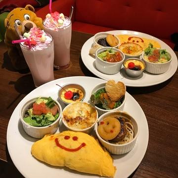 Vol.38♡ 大人向けのお子様ランチが食べられる?!【Baby King Kitchen】