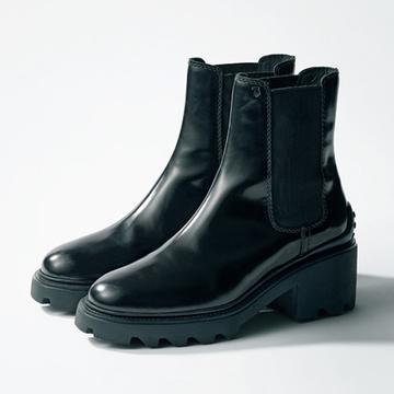 秋冬に買うべき旬靴とは?スタイリスト・大沼さんが提言!【男前な黒ショートブーツ】
