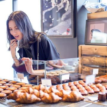 5.バスクの焼き菓子をイートイン&テイクアウトで メゾン・ダーニ