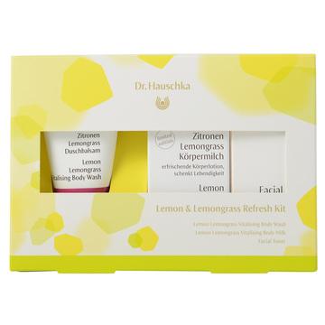 フレッシュなレモンの香りで猛暑をさっぱり爽やかに過ごすギフトセットをプレゼント