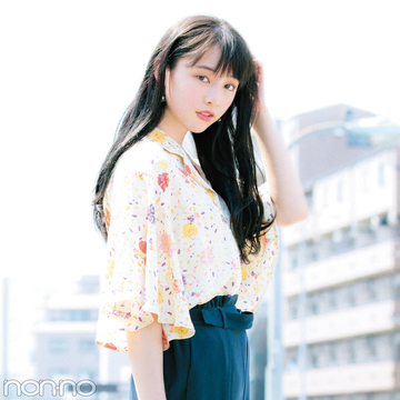 山田愛奈のおしゃれ革命♡ ワンポイントを工夫して、今っぽコーデにシフトするには?