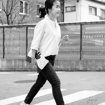 4.横断歩道を渡るとき