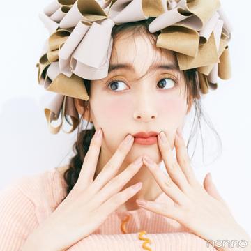 【新木優子の似合わせ春コスメvol.3】甘過ぎず使いやすいピラミンゴカラーにキュン