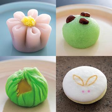 京菓子の遊び心が詰まった末富の「秋の主菓子」【一流店の美味をお取り寄せ〈京都編〉】