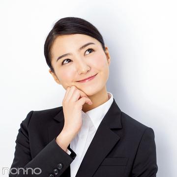 撮影直前! いい表情が作れるちょいテク公開★就活エントリーシート用写真術