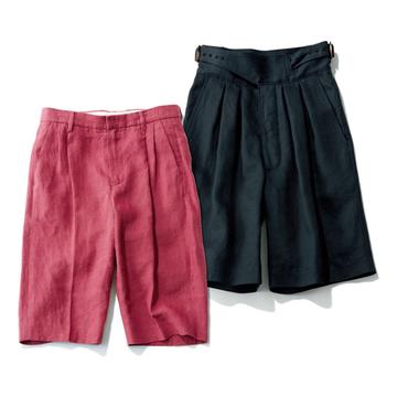 【新「大草直子メソッド」で夏おしゃれ】ショートパンツ&スポーツアイテムをデイリーに取り入れたい!
