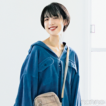 SNIDELのインスタ売れワンピース、秋はコレ★ショップスタッフのコーデがお手本!