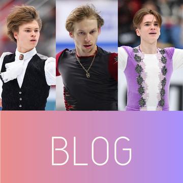 随時更新! フィギュア大会2019-2020ブログ★【フィギュアスケート男子】