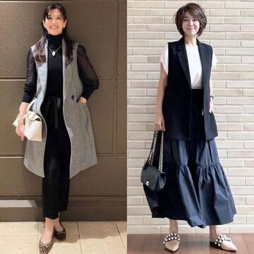 【2021秋のプチプラファッション】アラフィー華組ブロガーの『ZARA』高見えコーデ特集