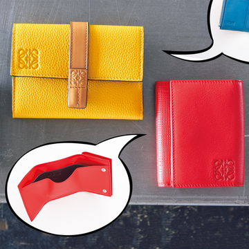 ロエベでミニ財布を買うなら? おすすめはトレンド盛れてるこのタイプ!【20歳からの名品】