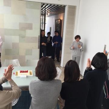 [富岡佳子private life]48歳になりました!