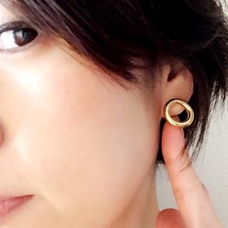 流行りもの、耳盛りアクセはプチプラで!♡_1_3-2