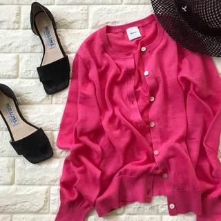 流行より「好き」重視で本命買い!エブリデイ最愛ピンク【高見えプチプラファッション #26】