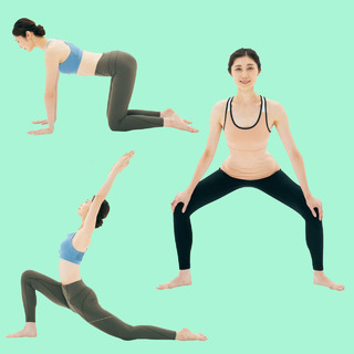 肩こり、疲れ目、生理痛…アラフォー女性のプチ不調改善ヨガ講座まとめ