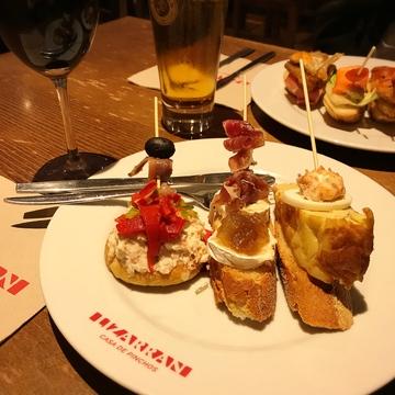 スペイン料理タパスとピンチョスって?東京でも食べられるおすすめのお店