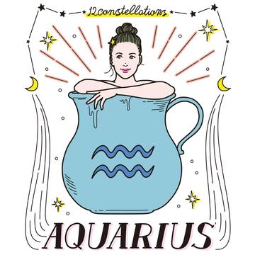 【星占い2020年】水瓶座の全体運・恋愛運・星座別相性・1年のバイオリズム