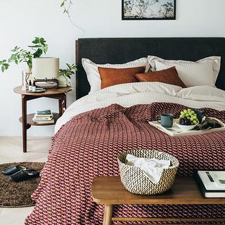理想がかなうニトリの快眠アイテム 心地よい寝室で美を育む良質な眠りを