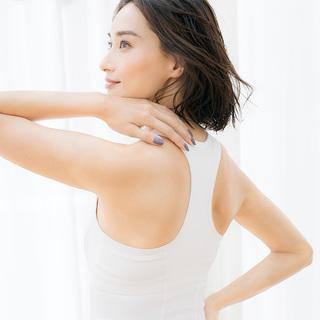 肩こりや四十肩は、 ガチガチ肩甲骨が原因!【キレイになる活】