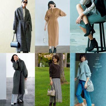 50代の指名買いコート「予約続出コート」が勢ぞろい!【ファッション人気ランキングTOP10】