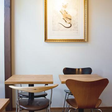 2.大人のための居心地のいいカフェ ULUCUS