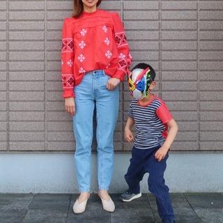 ZARA服でBOHO/エスニックコーデ たまにはただ好きなものを着たい!