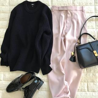 最愛ピンクで春コーデ!意外なお店でみつけたすごいパンツ【高見えプチプラファッション#106】