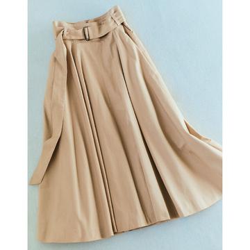春を先取るのは、凛としたたたずまいが魅力の「男前スカート」 五選