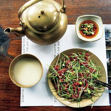 大人のためのソウル旅④お酒に合う韓国伝統料理 五選