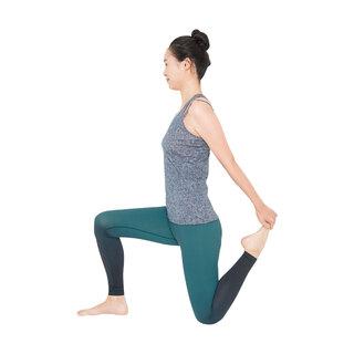 股関節のねじれをストレッチで改善して太ももを細く!| 40代ヘルスケア