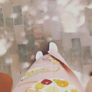 着物で美しく〜40代ママの卒業入園おすすめスタイル