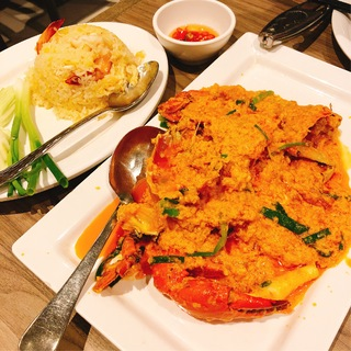 タイ旅行。大人気!ソンブーンでディナー