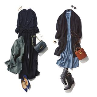 ダークトーンの洗練コーデから華やかカジュアルコーデまで【人気ファッションコーデ月間ランキングTOP10】
