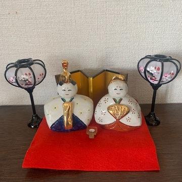はじめまして&手作り雛人形