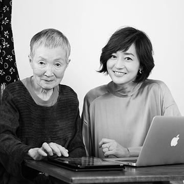 これからの人生のためのエールを!富岡佳子が会いに行く 82歳のアプリ開発者 若宮正子さん