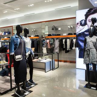 A|Xアルマーニ エクスチェンジ新店がダイバーシティ東京プラザにオープン