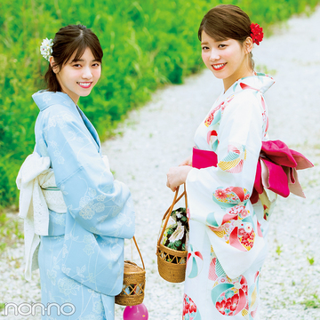 ストーリーも楽しすぎ♡ 西野七瀬&渡邉理佐の夏イベ着回しコーデ5days!
