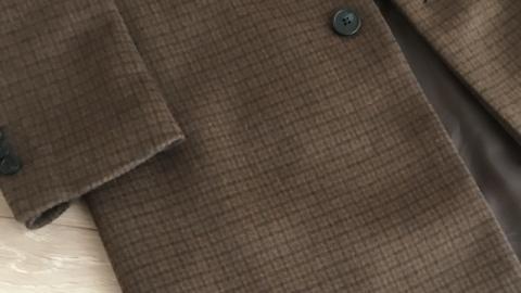 高見えメンズアイテム活用 ホワイト×ブラウンコーデ【40代のハイ&ローmixコーデ】_1_3