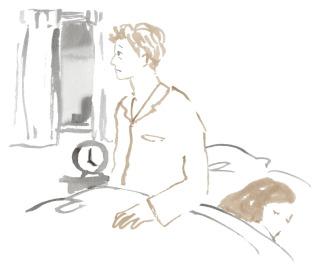 最近、夫の様子がおかしい。こんな症状は男性更年期のせい?【WEB限定 夫の更年期Q&A vol.2】   _1_1