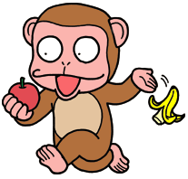 気分屋の猿